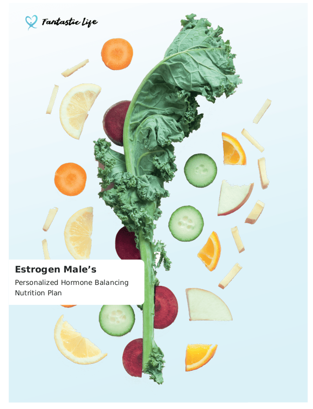 Nutrition Plan Cover Page